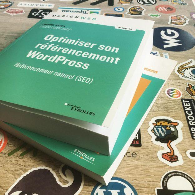 Le Livre Optimiser son Référencement WordPress
